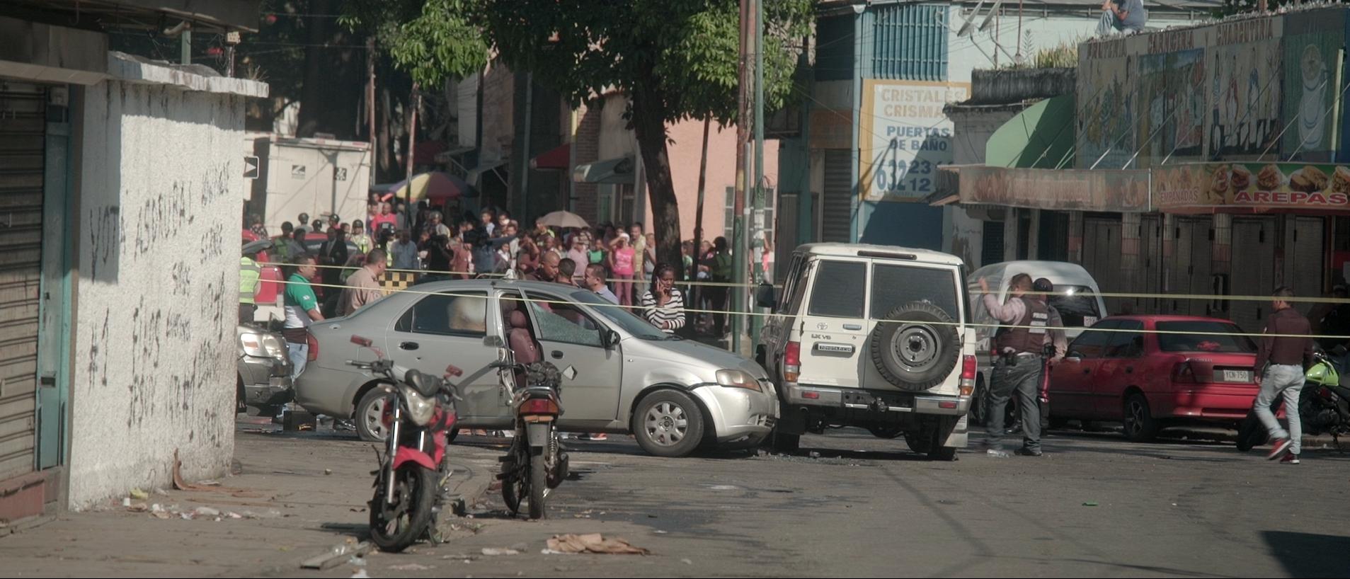 LA RANçON 20 - Caracas, Vénézuela, fusillade après une tentative de kidnapping -(c) Little Big Story